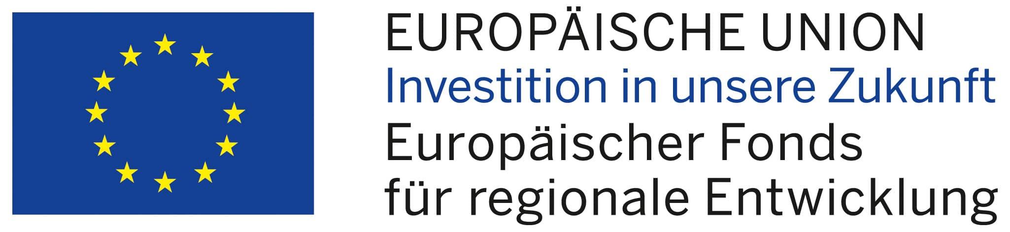 Logo EU-Förderung