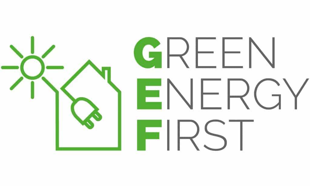 Logo GreenEnergyFirst